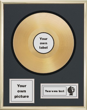 Gold Disc Album